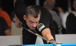 RUSLAN WINS QUAY OPEN